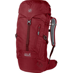 Jack Wolfskin Astro 26 Backpack red